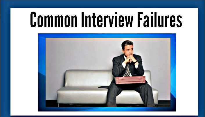 Common Interview Mistakes Capital Recruitment Interview Coaching