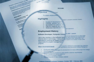 CV Preparation Capital Recruitment Candidate Centre