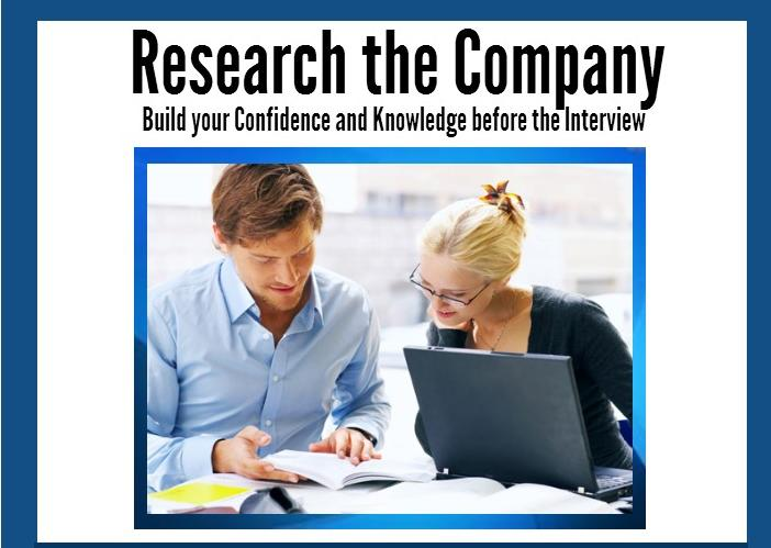 Interview Preparation - research the company - Capital Recruitment Interview Coaching